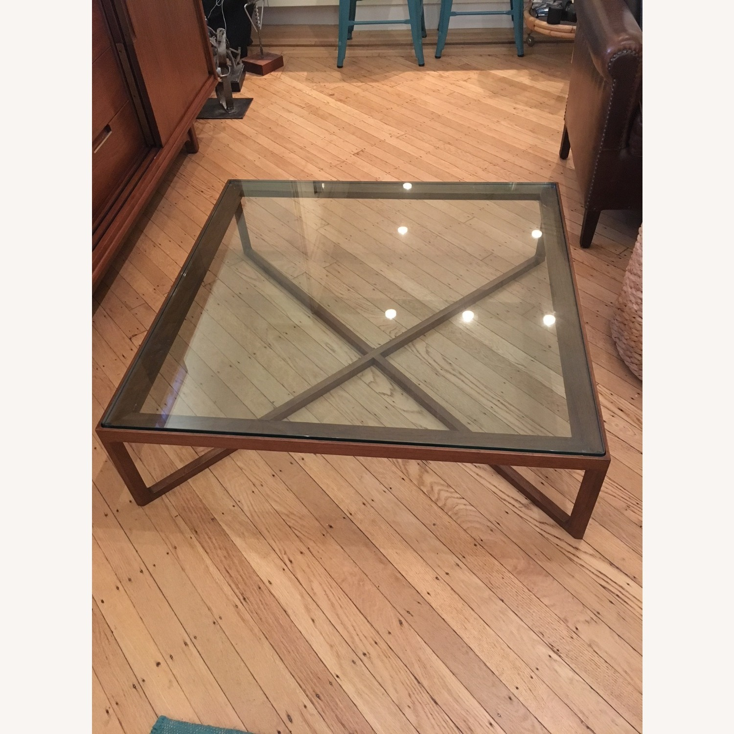 Design Within Reach Designer 4 KNOLL Coffee Table - image-8