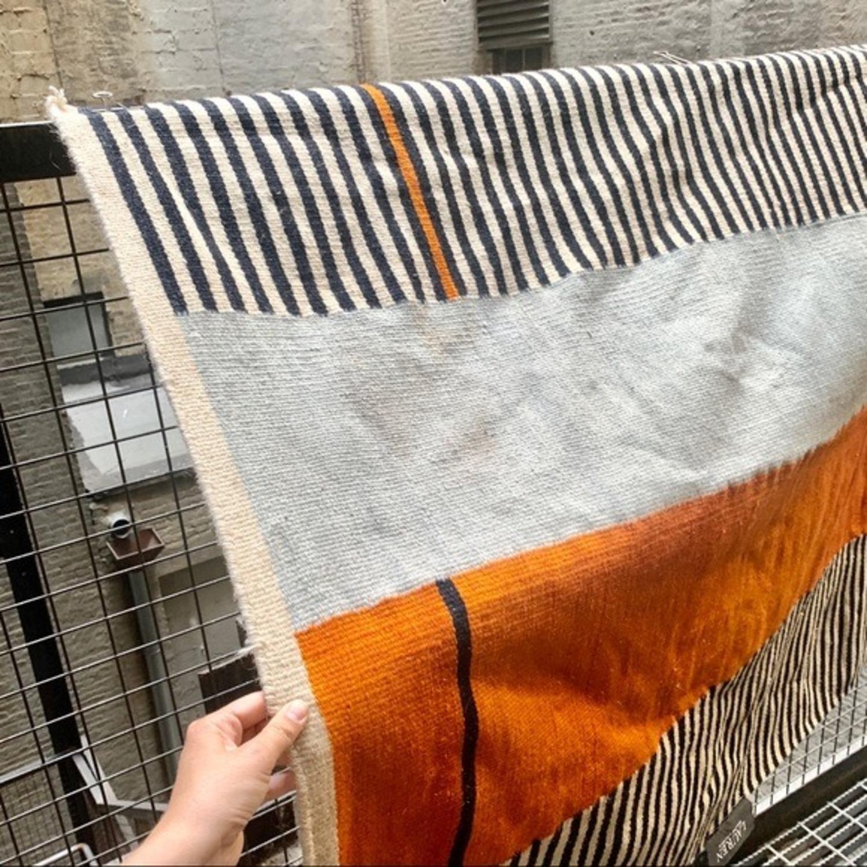 Ralph Lauren Stripe Jute Rug - image-4
