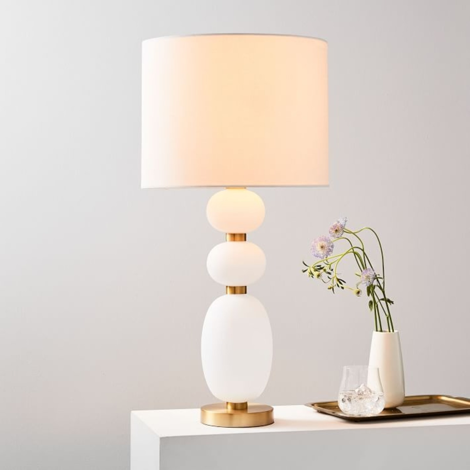 West Elm Lilah Table Lamps - image-1