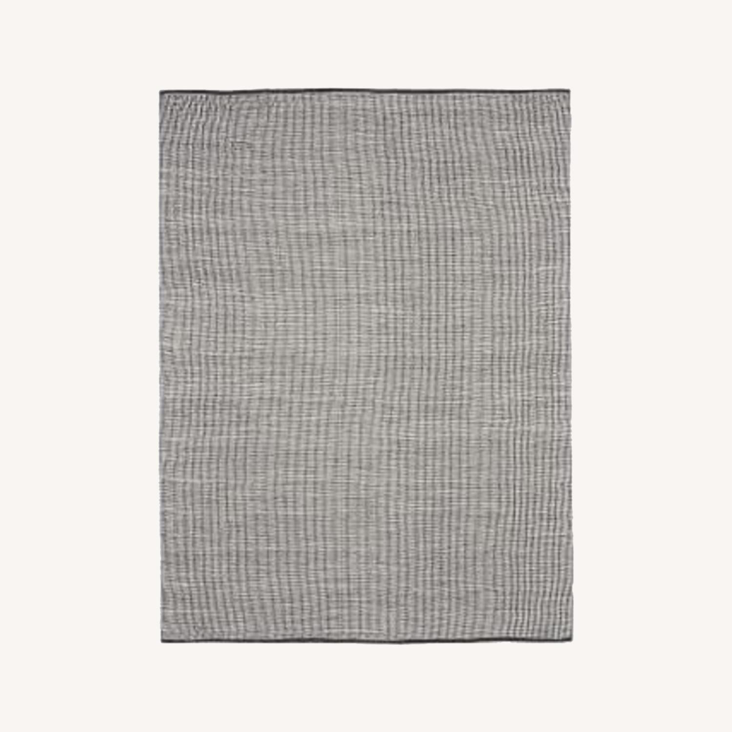 West Elm Outdoor Pick and Pick Rug - image-0