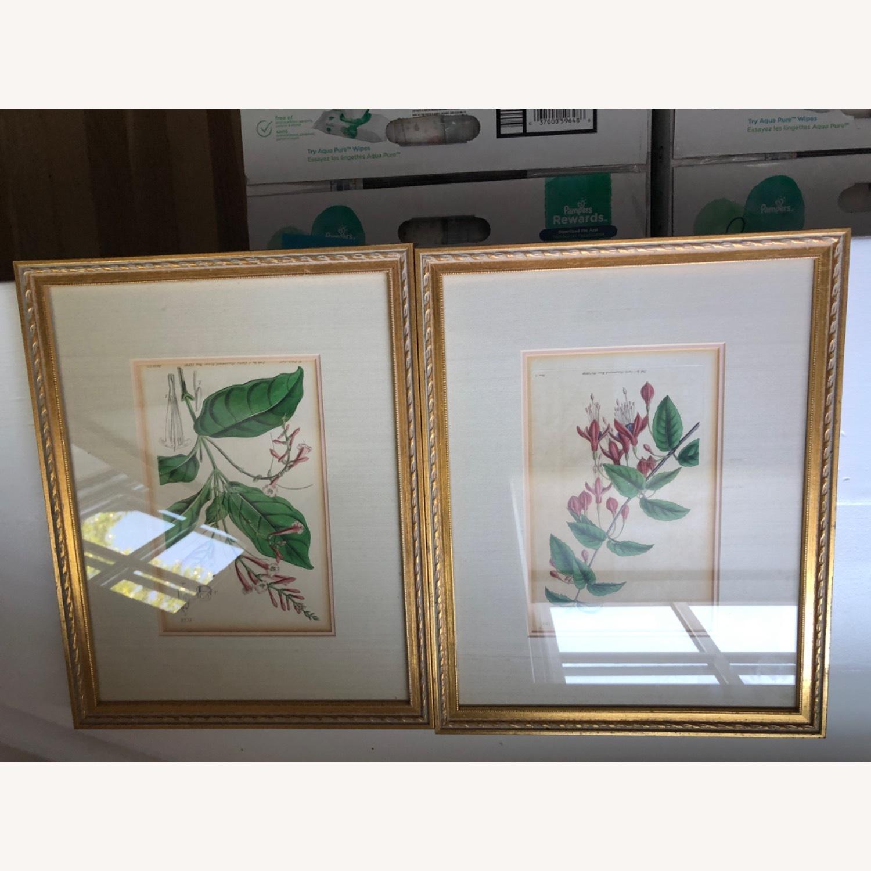 Vintage Two Botanicals - image-1
