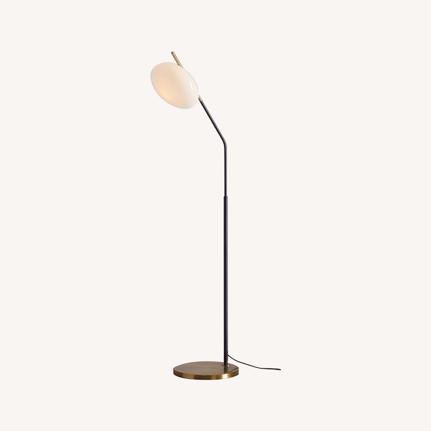 West Elm Champignon Floor Lamp - image-0