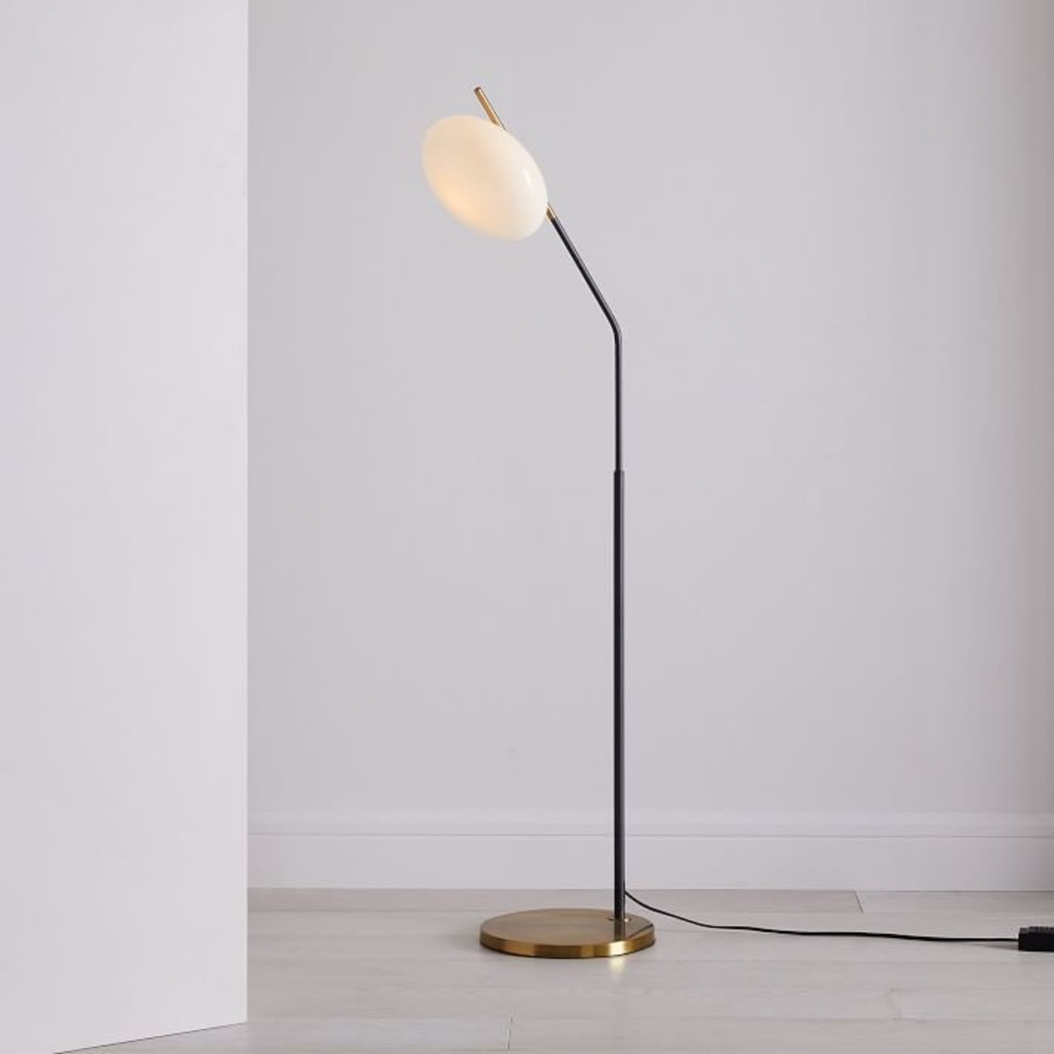 West Elm Champignon Floor Lamp - image-1