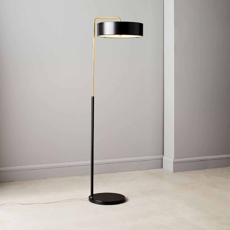 West Elm Library Floor Lamp - image-1