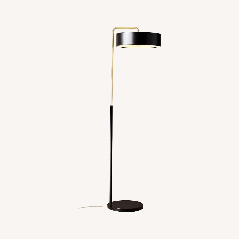 West Elm Library Floor Lamp - image-0