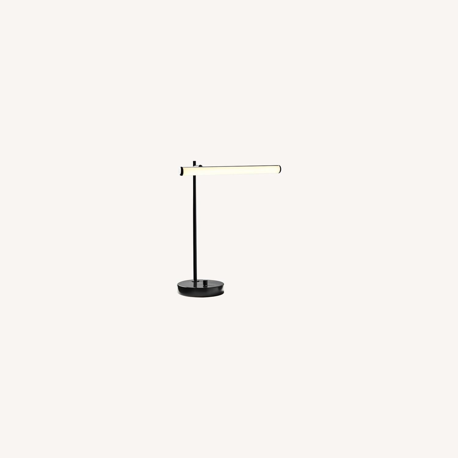 West Elm Light Rods LED & USB Table Lamp - image-0