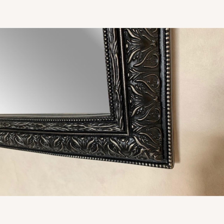 Pottery Barn Beveled Wall Mirror - image-2