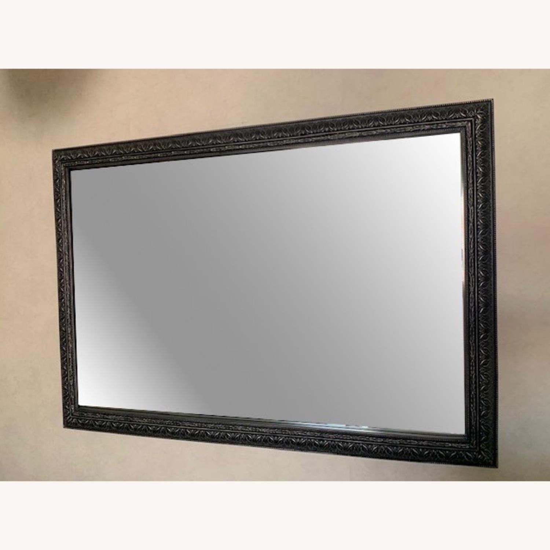 Pottery Barn Beveled Wall Mirror - image-1