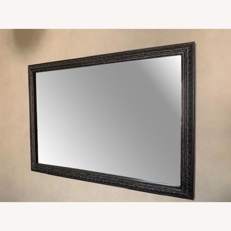 Pottery Barn Beveled Wall Mirror - image-0