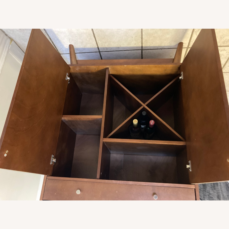 Target Mid Century Bar Storage Cabinet - image-8