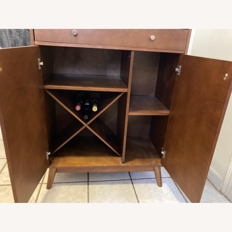 Target Mid Century Bar Storage Cabinet - image-6
