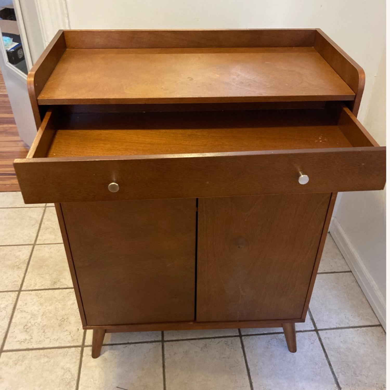 Target Mid Century Bar Storage Cabinet - image-5