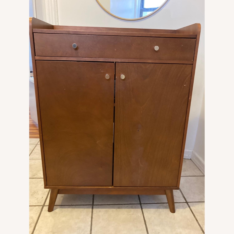 Target Mid Century Bar Storage Cabinet - image-4