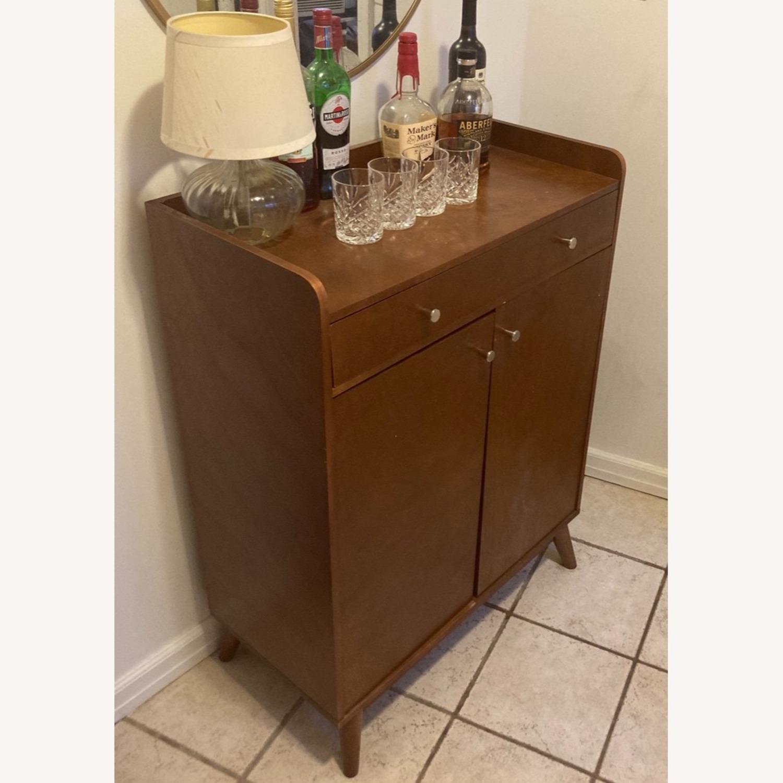 Target Mid Century Bar Storage Cabinet - image-2