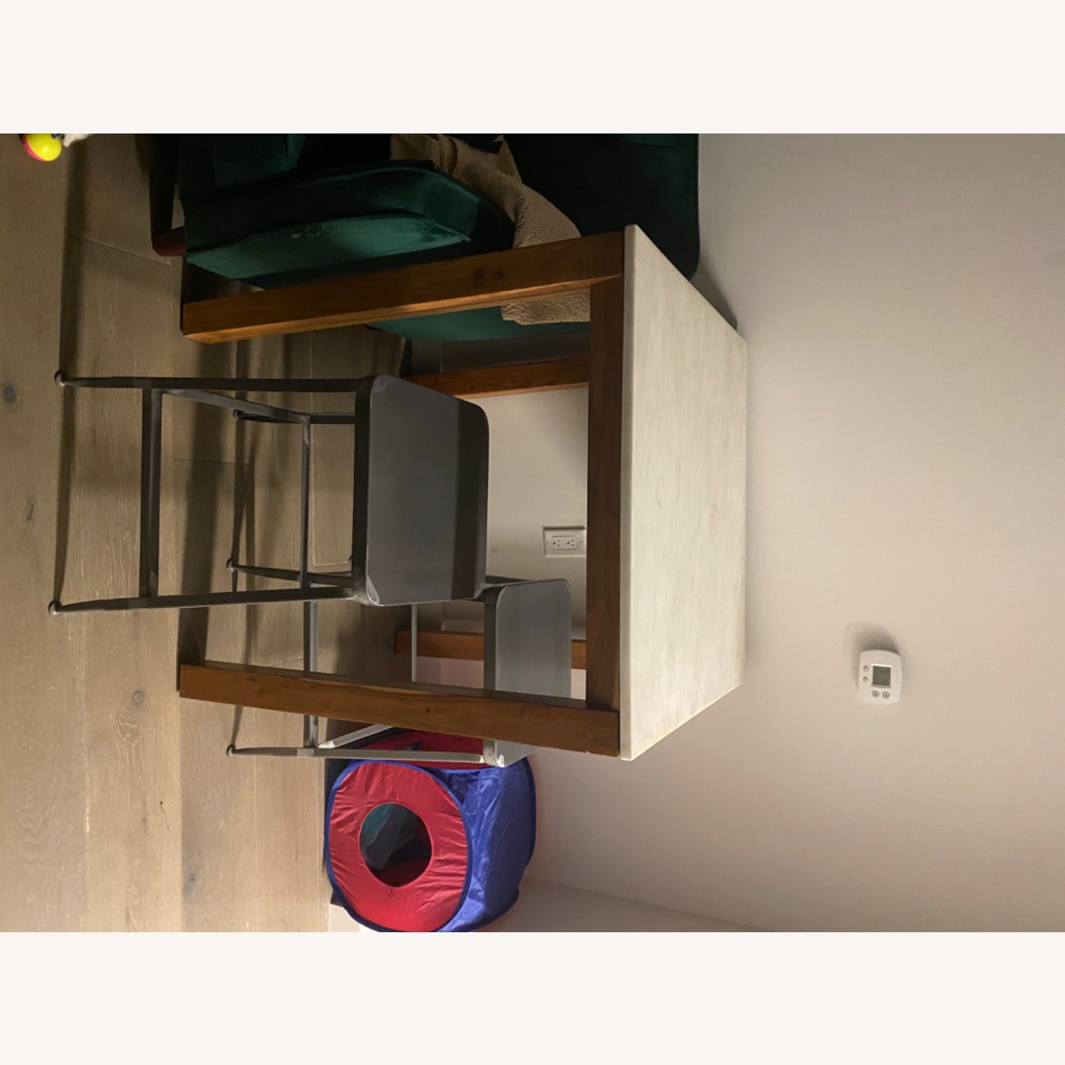 CB2 Hightop and Chairs - image-5