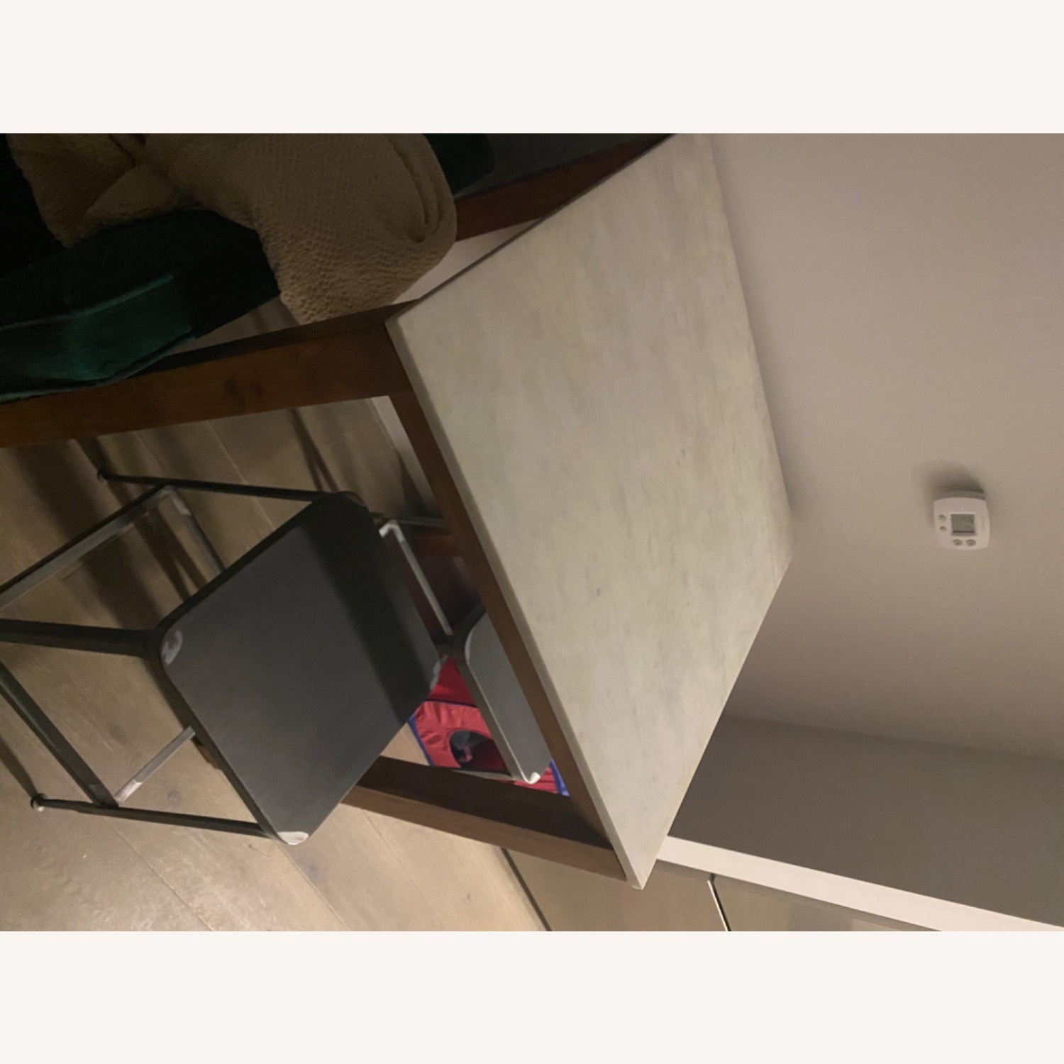 CB2 Hightop and Chairs - image-4