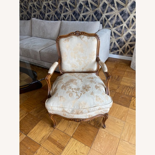 Used George Smith Arm Chairs Pair for sale on AptDeco