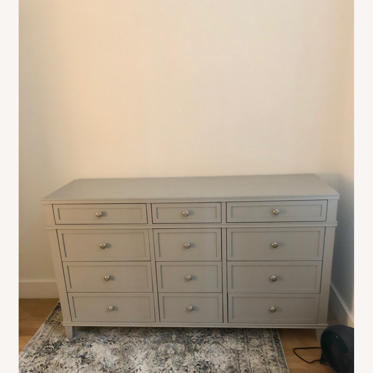 Pottery Barn 12 Drawer Extra Wide Dresser - image-2