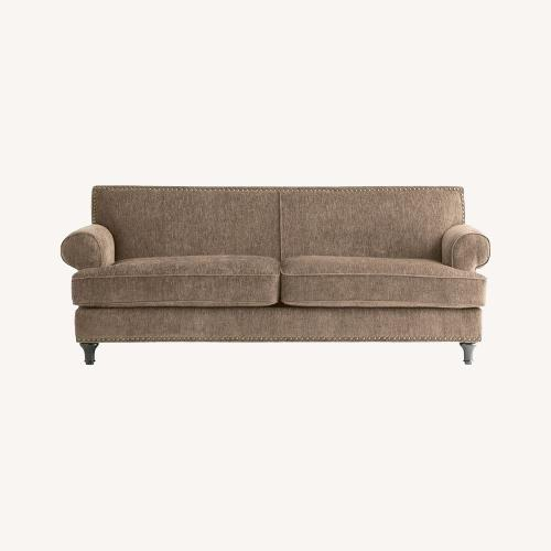 Used Pier 1 Carmen Sofa w/ Subtle Accents for sale on AptDeco