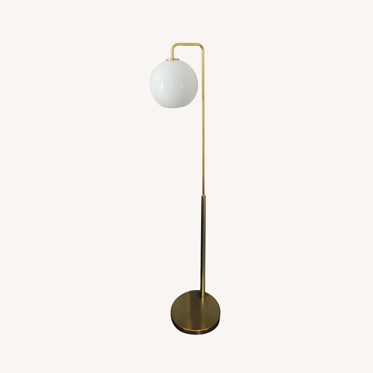 West Elm Floor Lamp - image-0