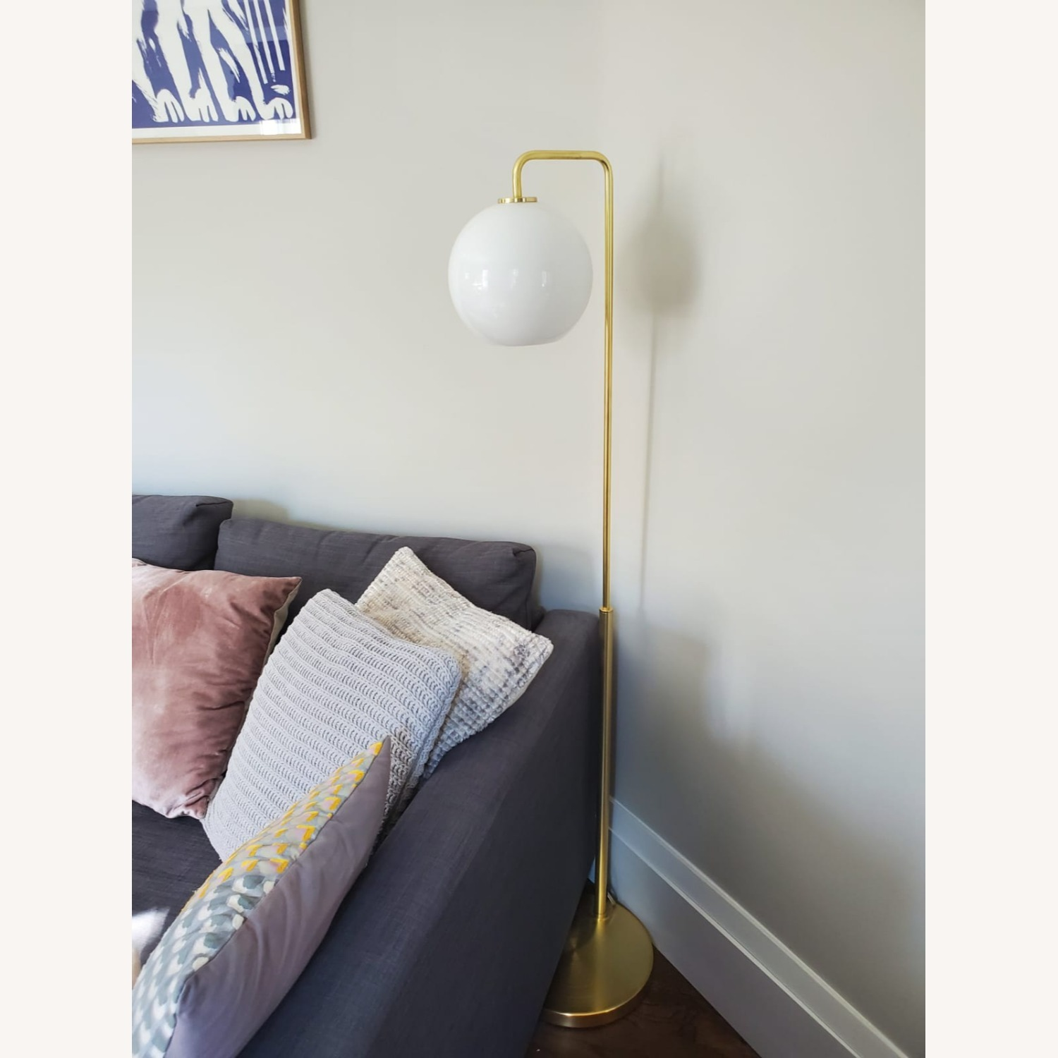 West Elm Floor Lamp - image-1