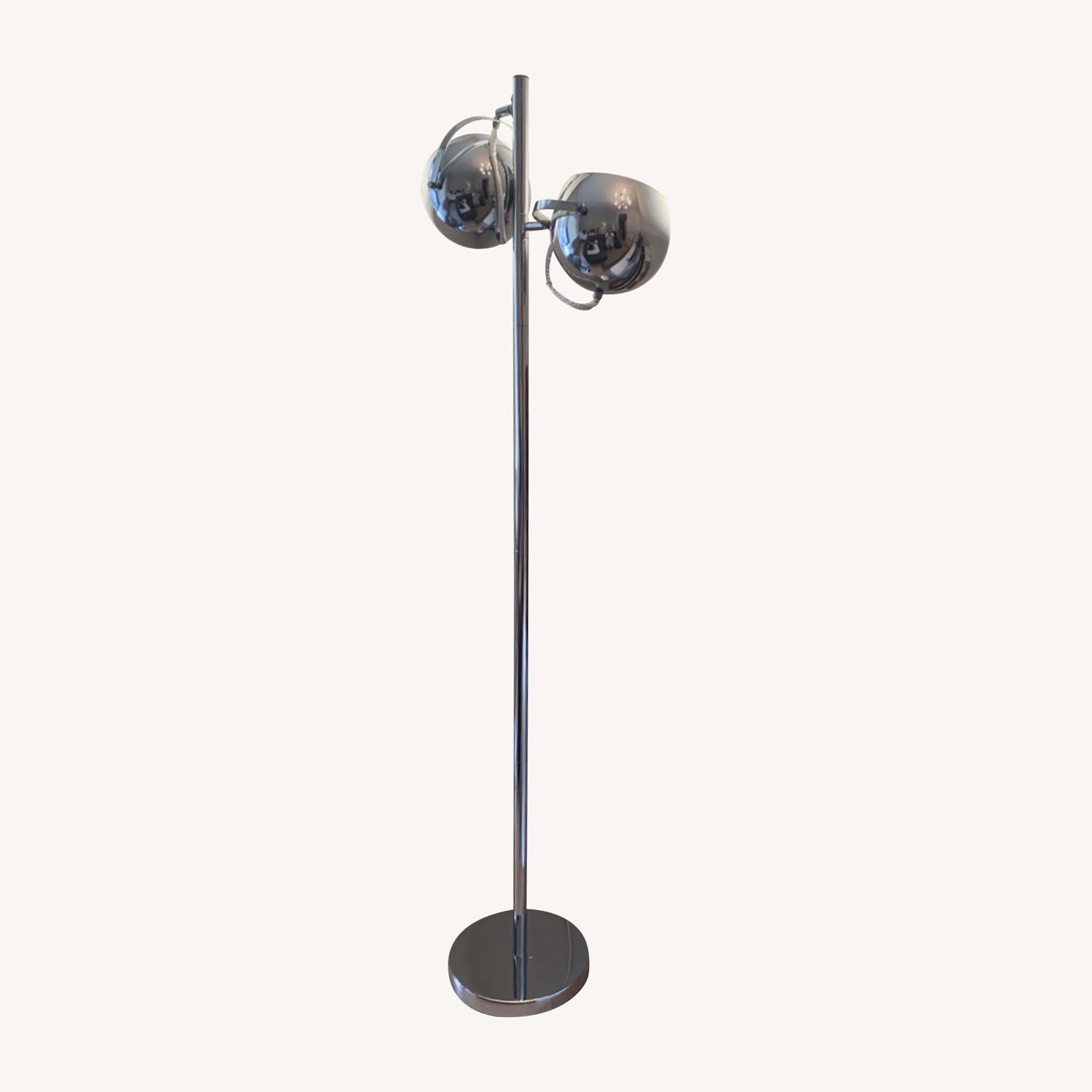 Globe Floor Lamp - image-0