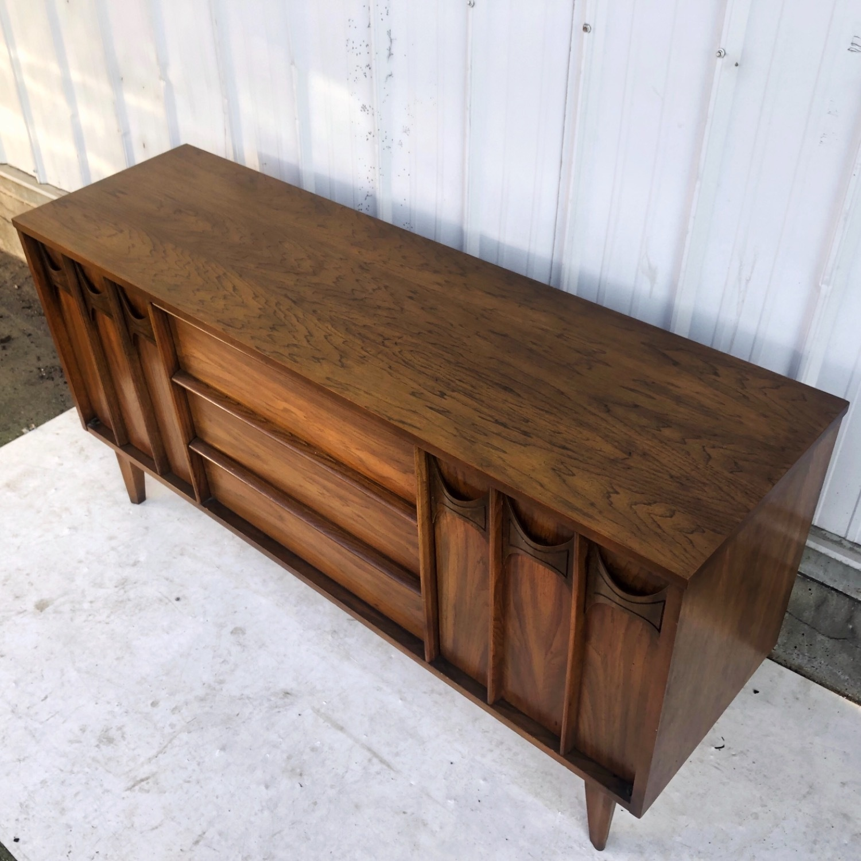 Mid-Century Modern Sideboard w/ Display Top - image-15