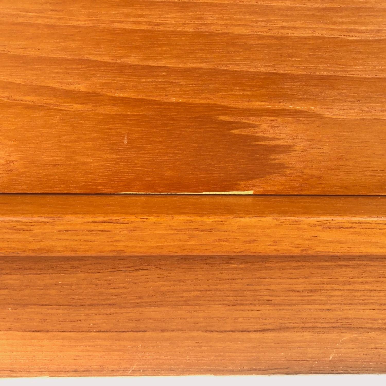Scandinavian Modern Teak Dresser - image-12