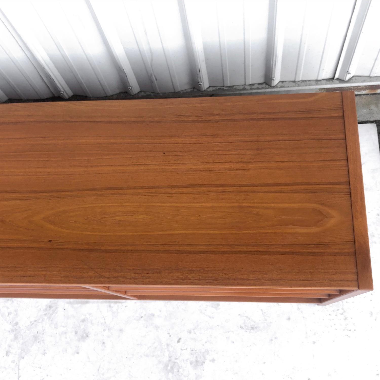 Scandinavian Modern Teak Dresser - image-6