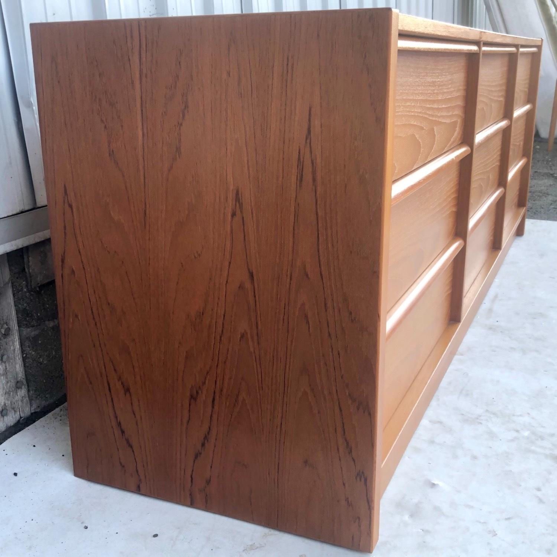 Scandinavian Modern Teak Dresser - image-2