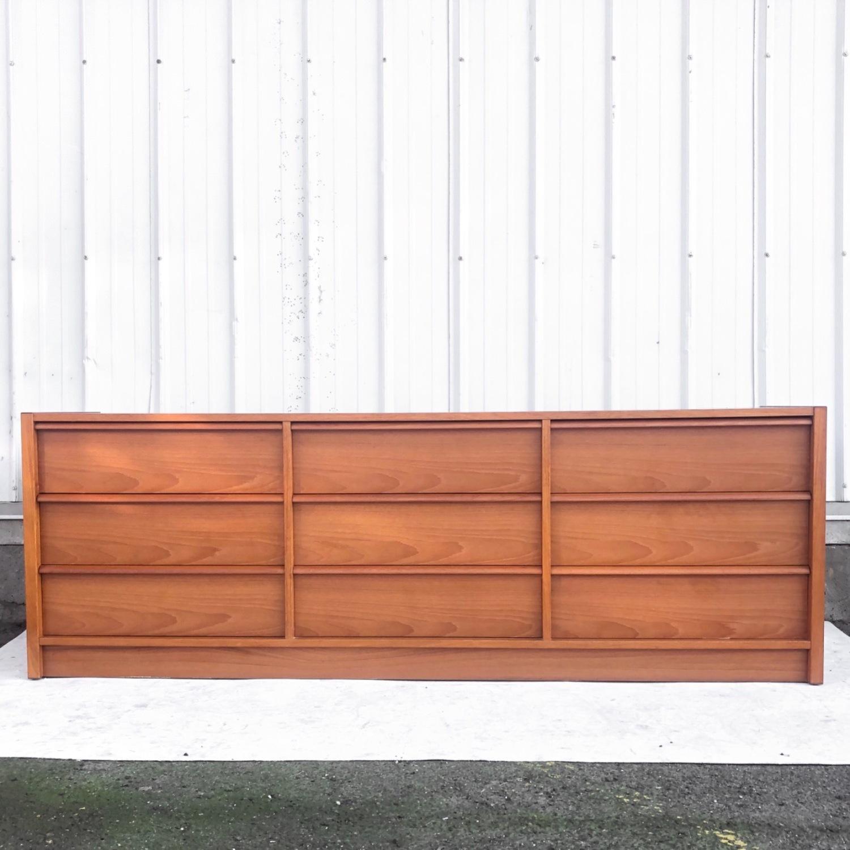 Scandinavian Modern Teak Dresser - image-0