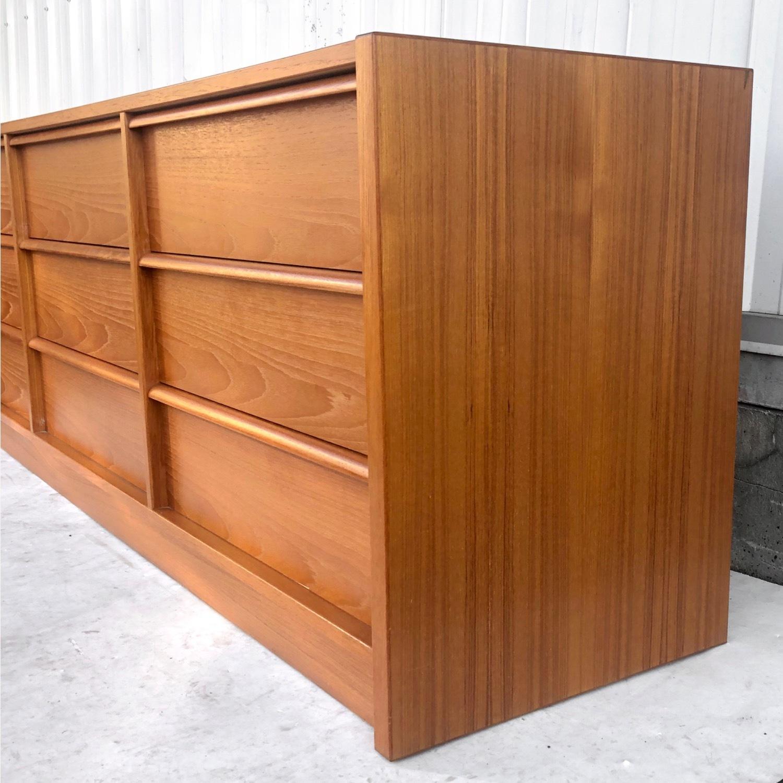 Scandinavian Modern Teak Dresser - image-4