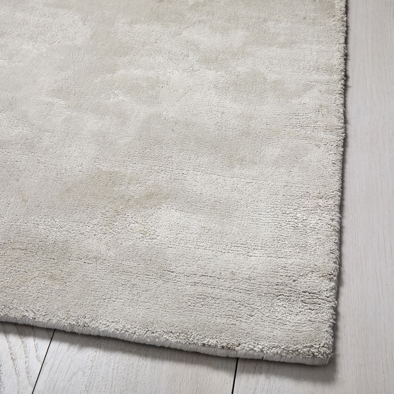 West Elm Frost Gray Lucent Rug - image-3