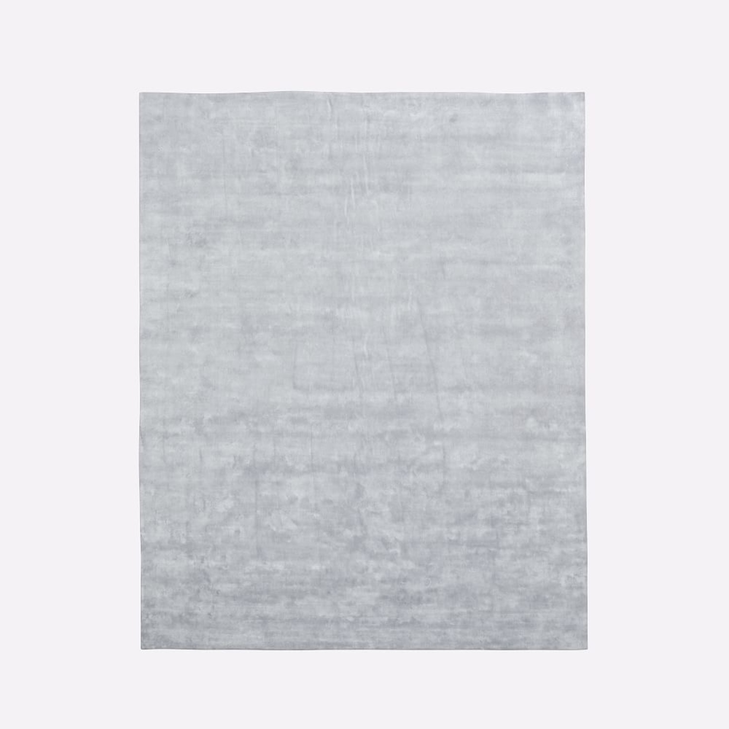 West Elm Frost Gray Lucent Rug - image-1