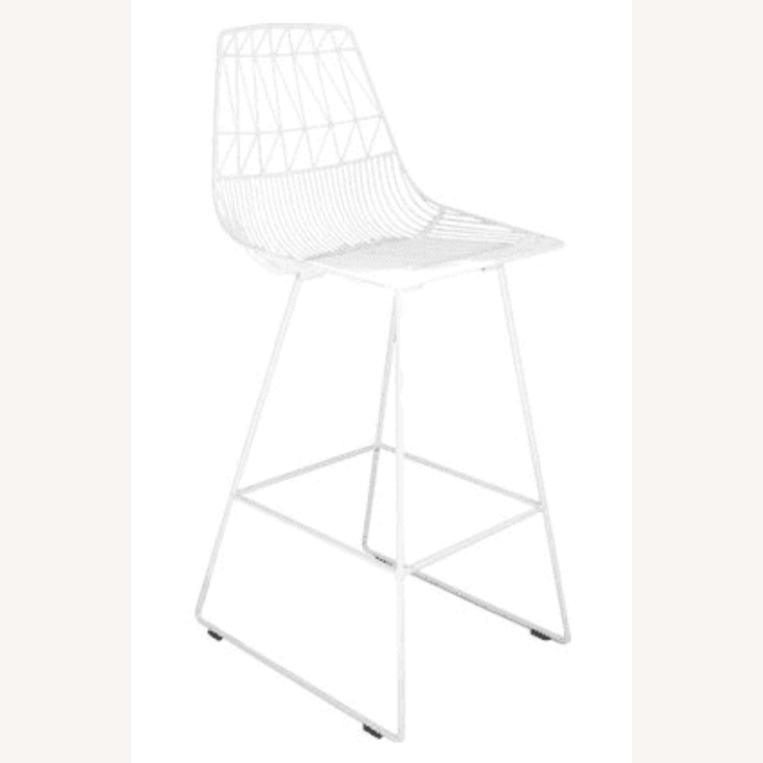 Bend Goods Replica Lucy Wire Stools x 2 - image-1