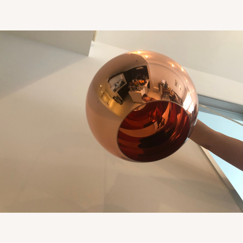 Tom Dixon Copper Pendant Light - image-2
