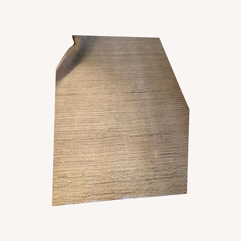 West Elm Ivory Lumini Rug - image-0