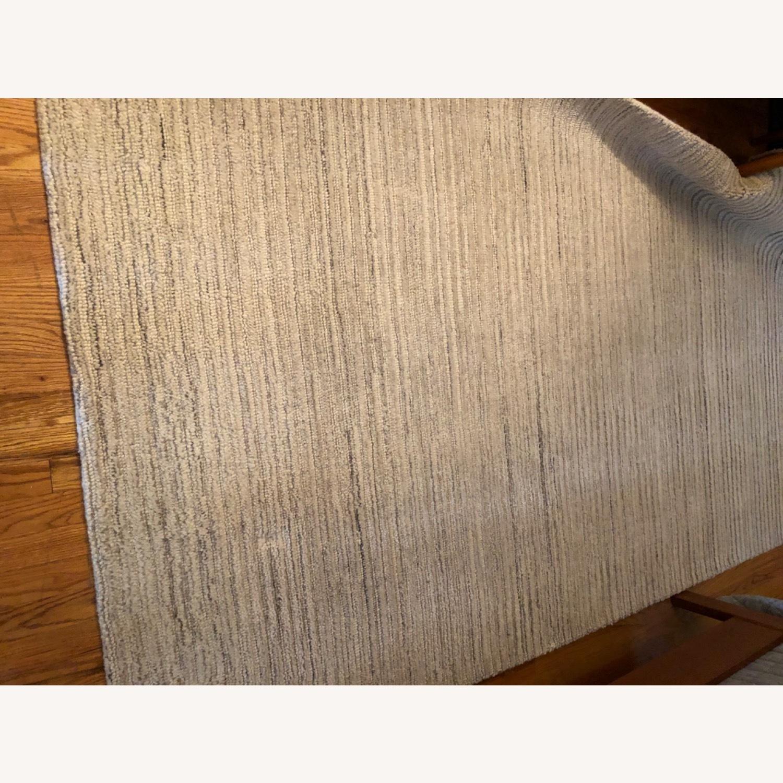 West Elm Ivory Lumini Rug - image-4