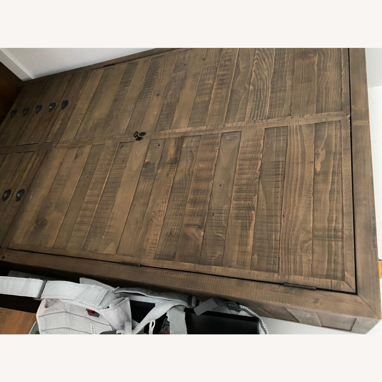 Restoration Hardware Printmaker's Armoire - image-6