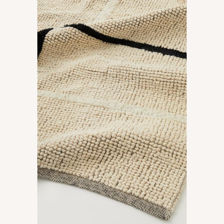 H&M Wool Blend Rug - image-2