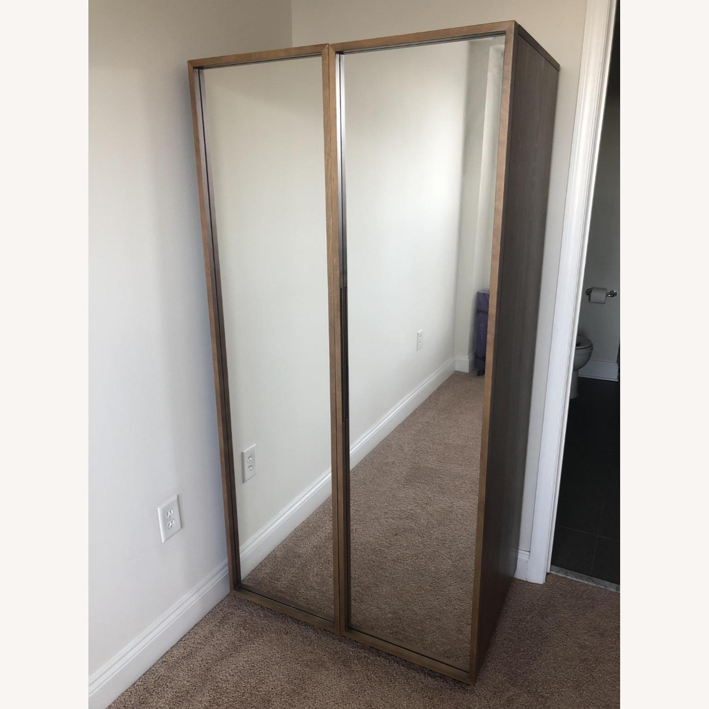 CB2 Reflection Wardrobe - image-5