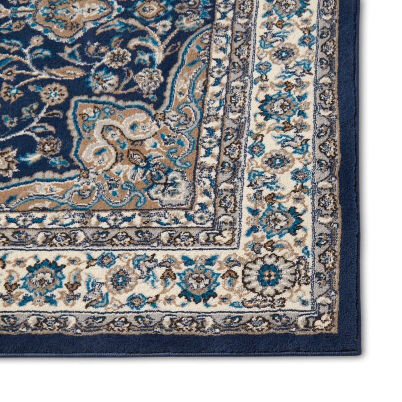 Wayfair Navy Blue Oriental Rug - image-2