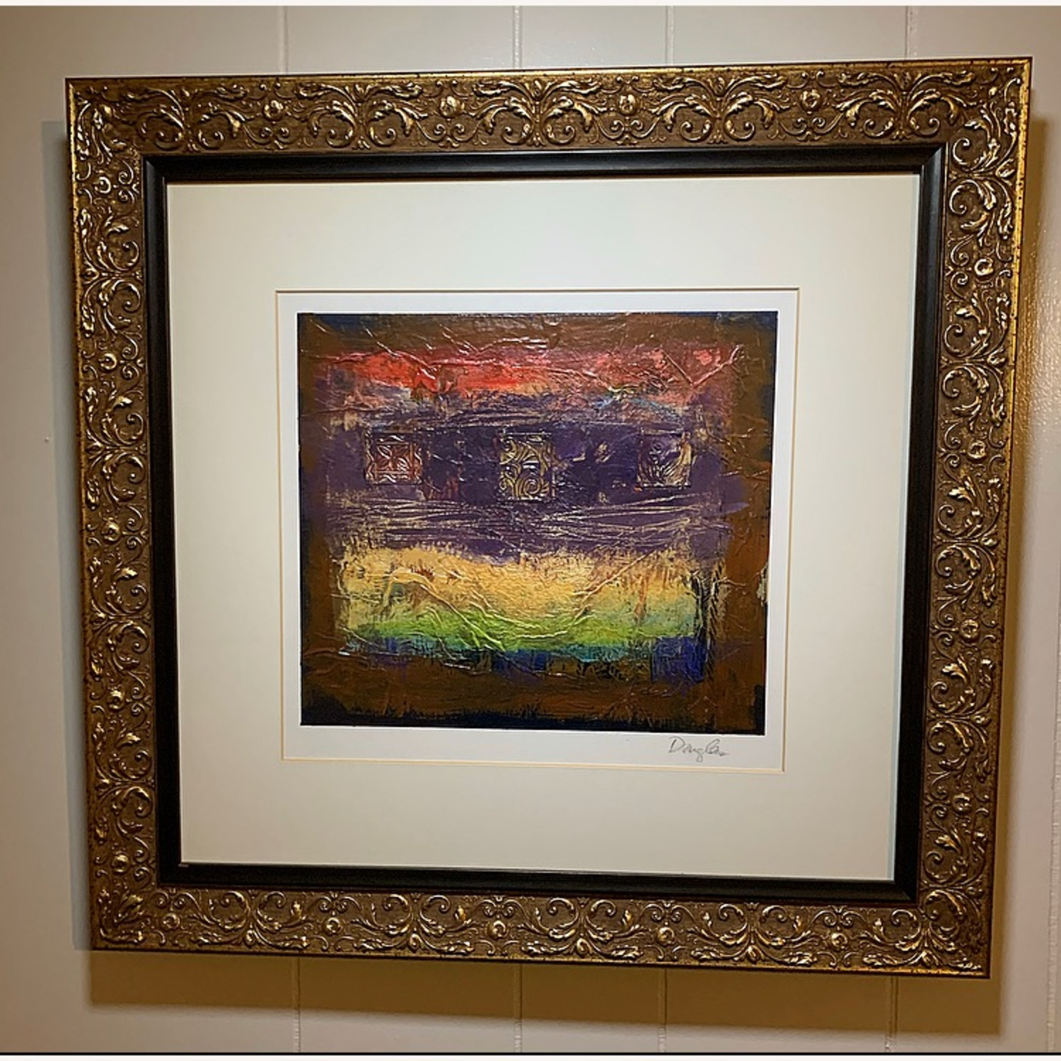 John Douglas Original Oil on Metal Paintings - image-4