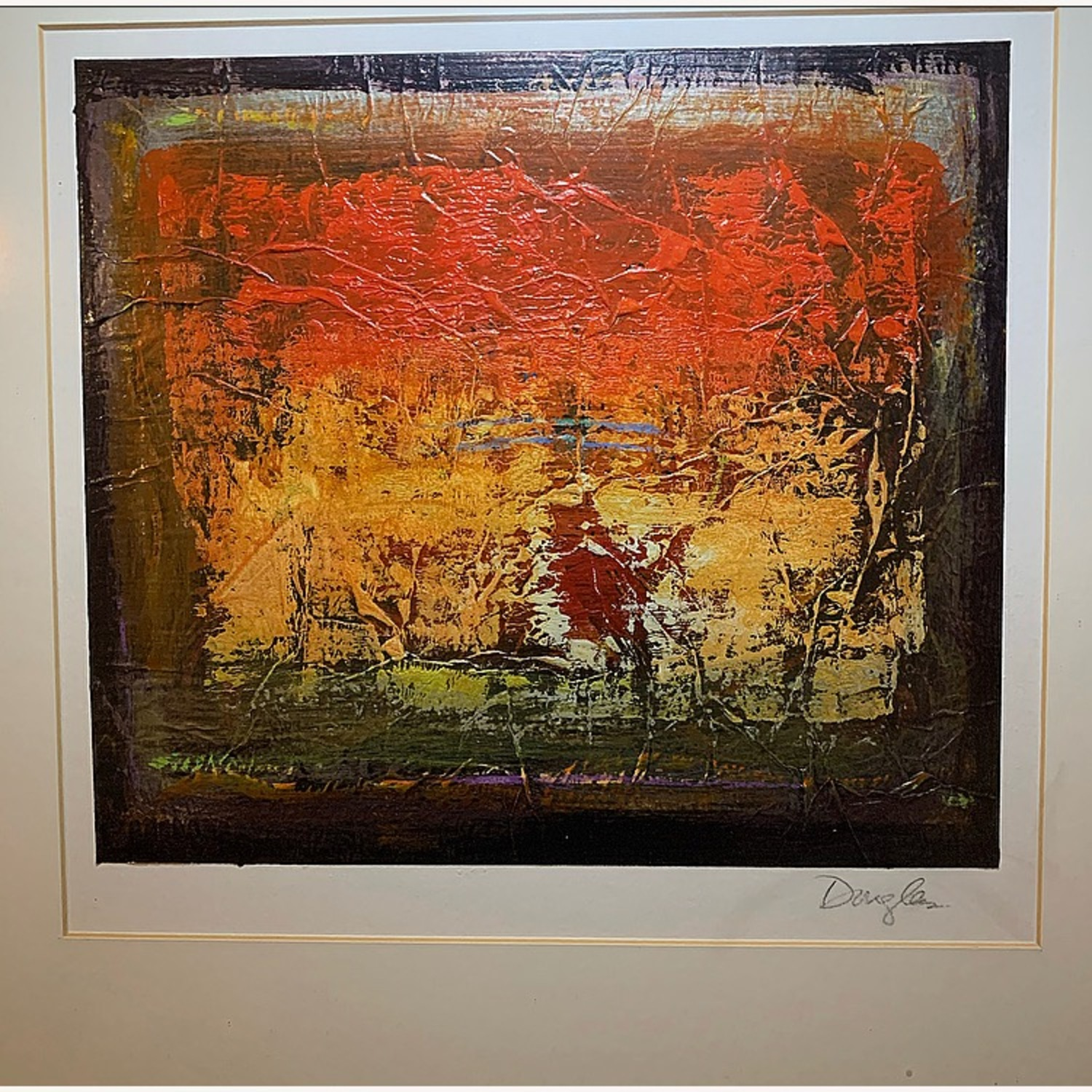 John Douglas Original Oil on Metal Paintings - image-2