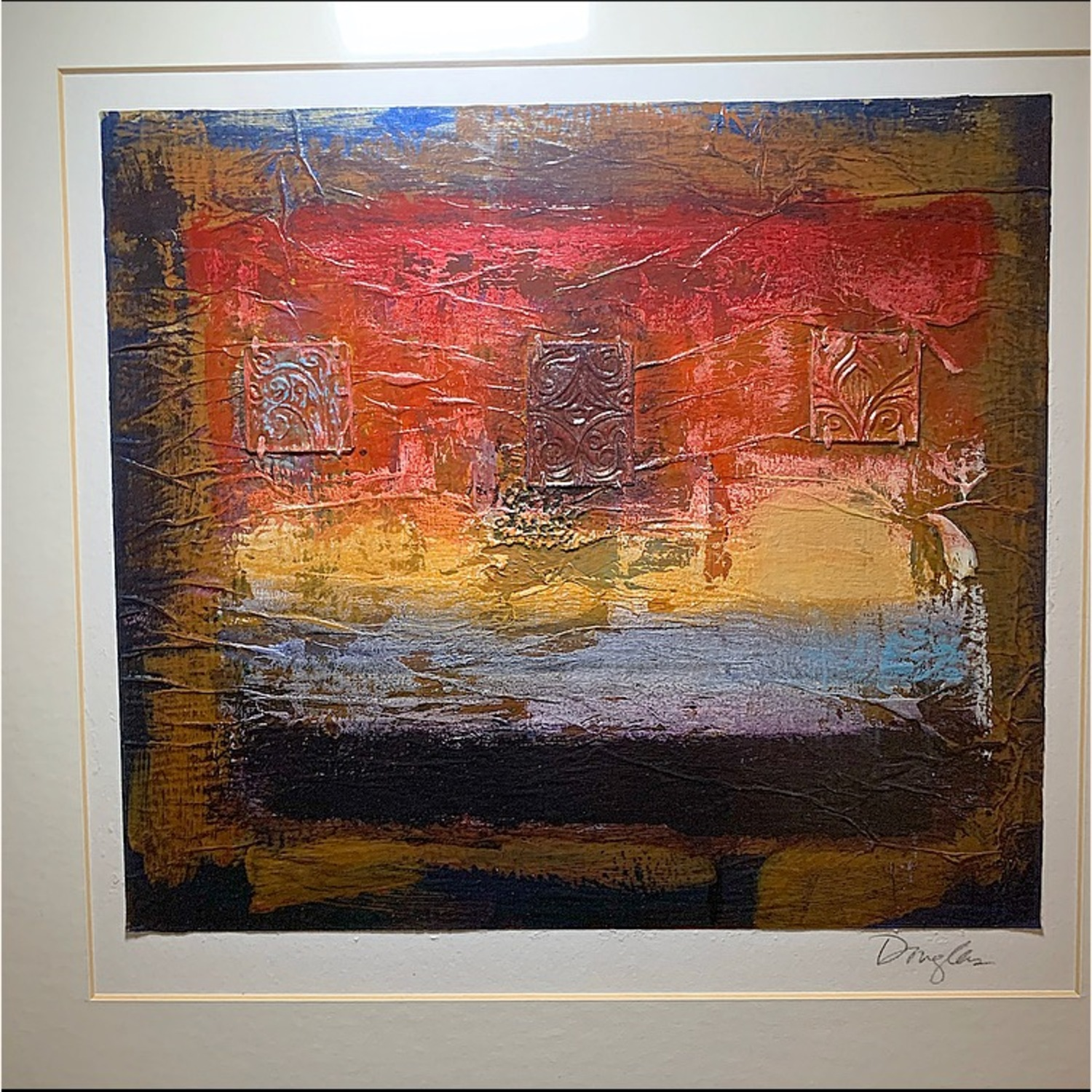 John Douglas Original Oil on Metal Paintings - image-5