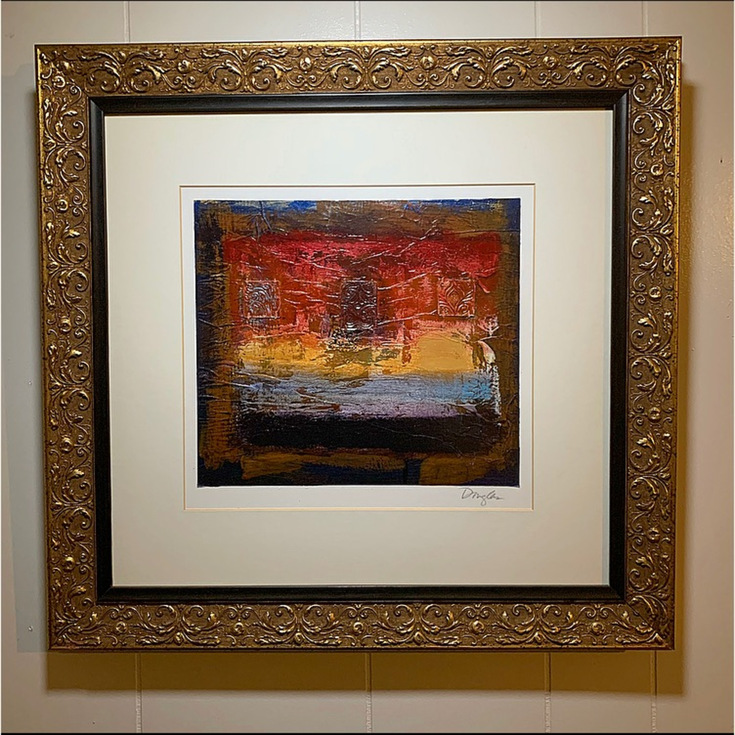 John Douglas Original Oil on Metal Paintings - image-6