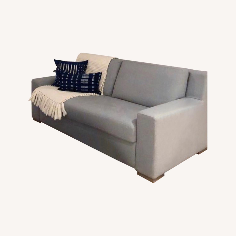 Restoration Hardware Modern Sleeper Sofa - image-0