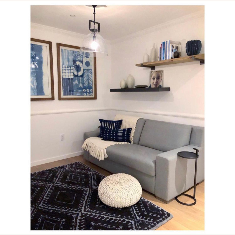 Restoration Hardware Modern Sleeper Sofa - image-1