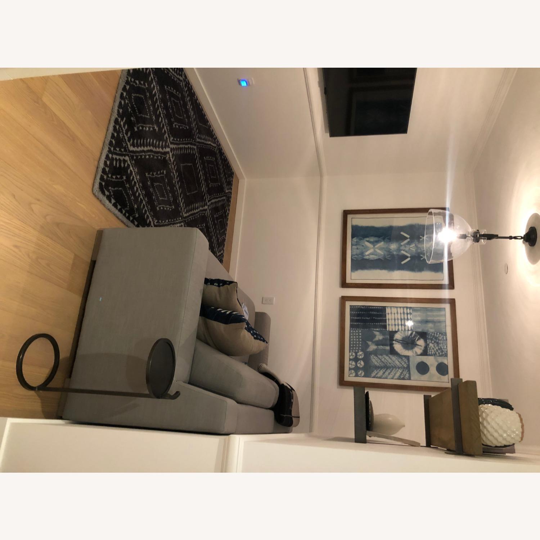 Restoration Hardware Modern Sleeper Sofa - image-3