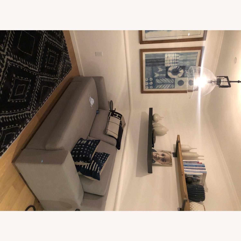 Restoration Hardware Modern Sleeper Sofa - image-2